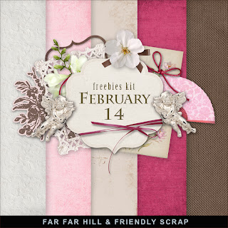 Freebies Kit - February 14