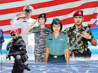 Penerimaan Pendaftaran Bintara TNI AL 2017