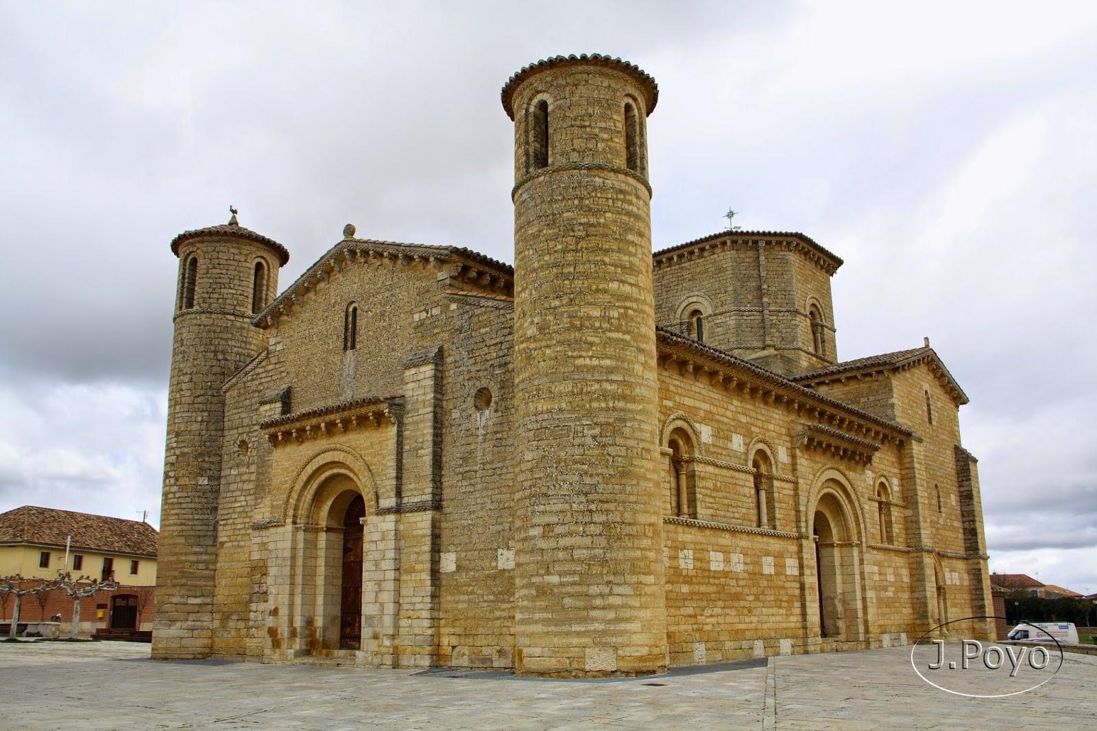 Fromista: villa del Milagro y el canal de Castilla. Palencia