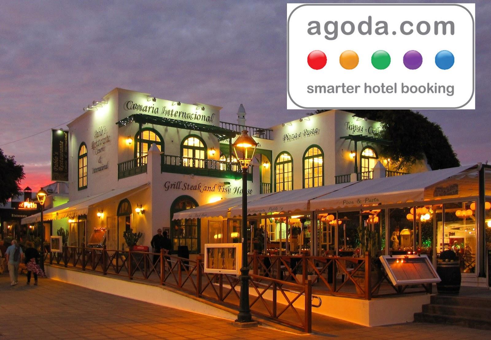 Agoda Adalah Salah Satu Tempat Booking Hotel Online Terpercaya Di