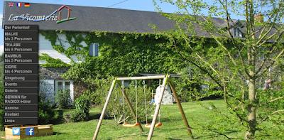 "Ferienhof ""La Vicomterie"" in der Normandie"