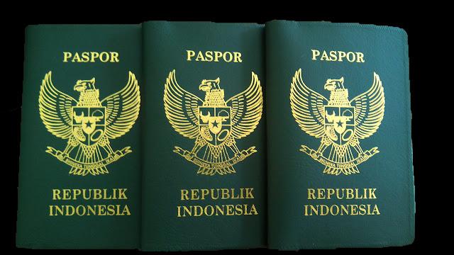Apa saja Jenis-jenis paspor