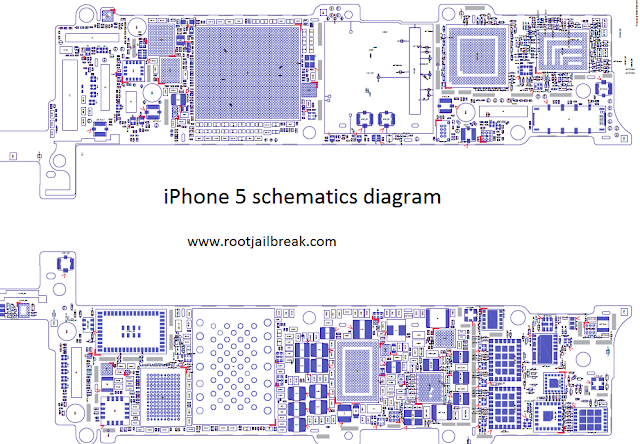 iPhone 5 schematics diagram