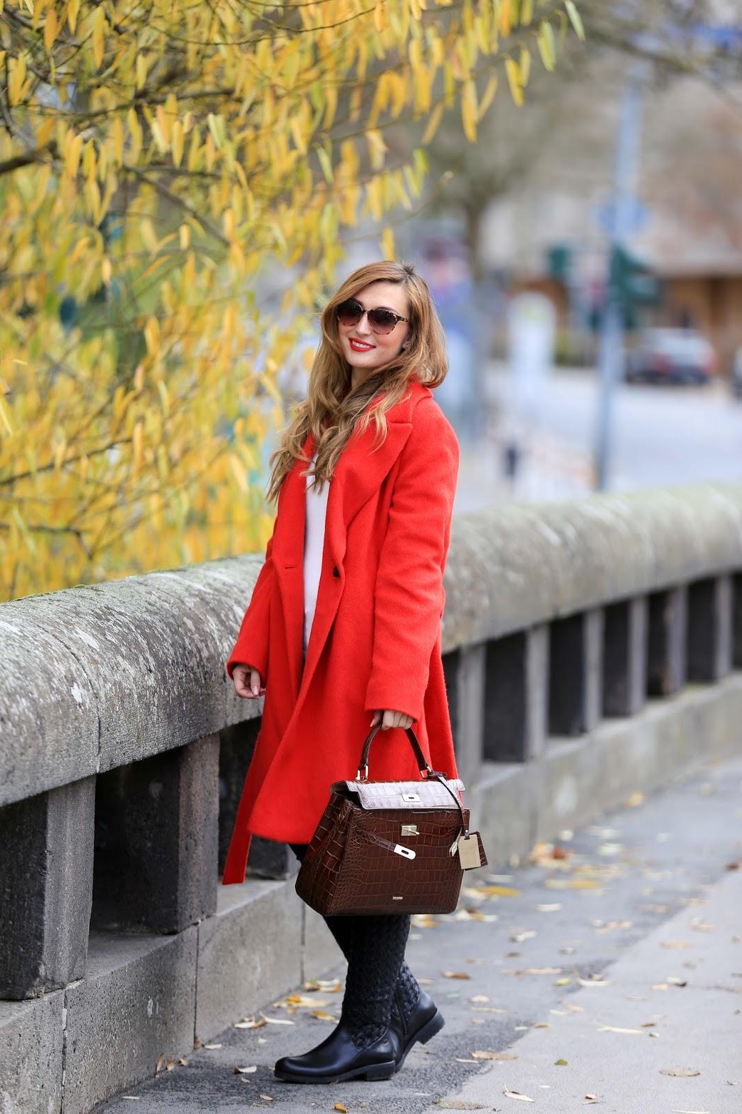 Fashionstylebyjohanna-Olivia-Palermo-Style-KROKO-Schuhe-Fashionstylebyjohanna-Rote-Deichmann-Gummistiefel-Gummistiefel-Blogger-Blogger-aus-Deutschland