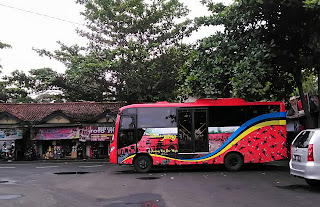 Trans Jateng di Purwokerto