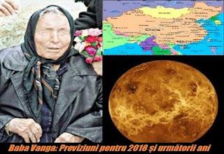 Baba Vanga: Previziuni pentru 2018 și următorii ani