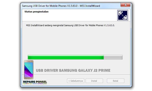 Download USB Driver Samsung Galaxy J2 Prime