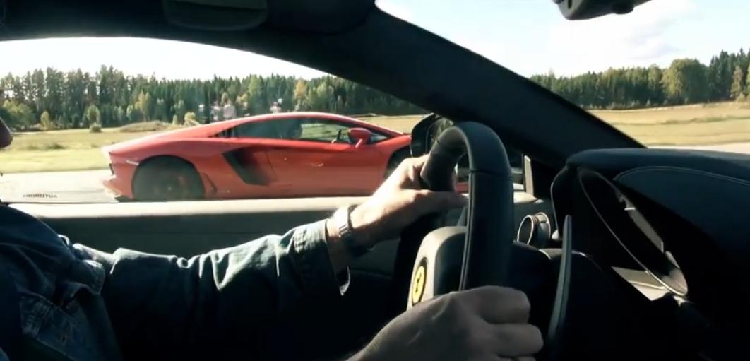 Marchettino The Only Official Website Ferrari F12 Vs Lamborghini