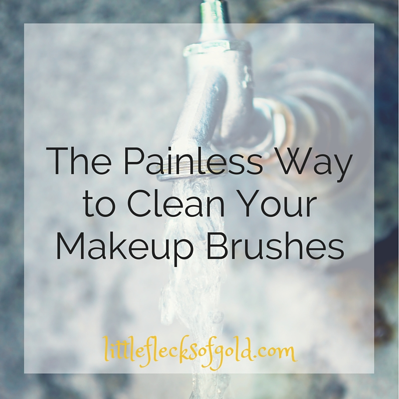 How to clean your makeup brushes so they'll last longer