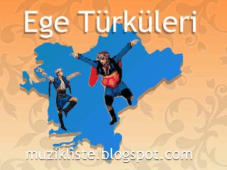 Ege Türküleri Listesi