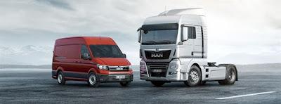 Carros MAN e Volkswagen são fortemente apresentados no show FinnMETKO