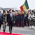Xi arrives in Africa as U.S. interest in continent wanes