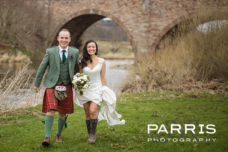 Wedding Photography Scottish Borders