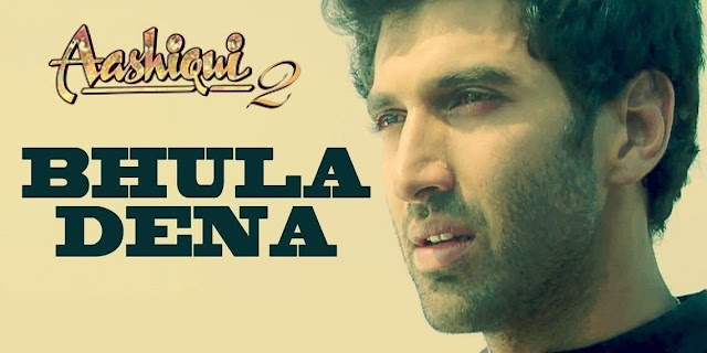 Bhula Dena LYRICS Guitar CHORDS STRUMMING PATTERN, Hindi song from the movie Aashiqui 2