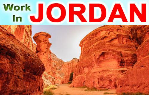 Jordan Petra Jobs