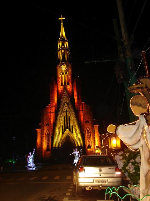 Catedral em Canela