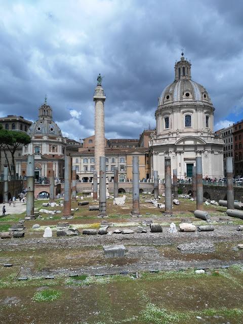 Arco di Traiano-Roma