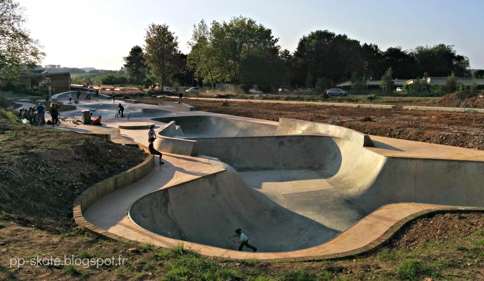 Skatepark Bruay la buissière