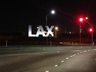 S Fun night at LAX