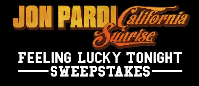 Jon Pardi Lucky Tonight Sweepstakes