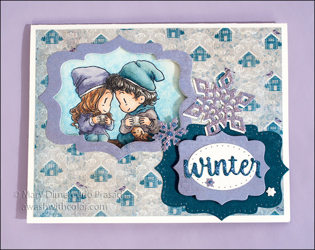 Dreamerland Crafts Stamp with Karen Burniston Dies