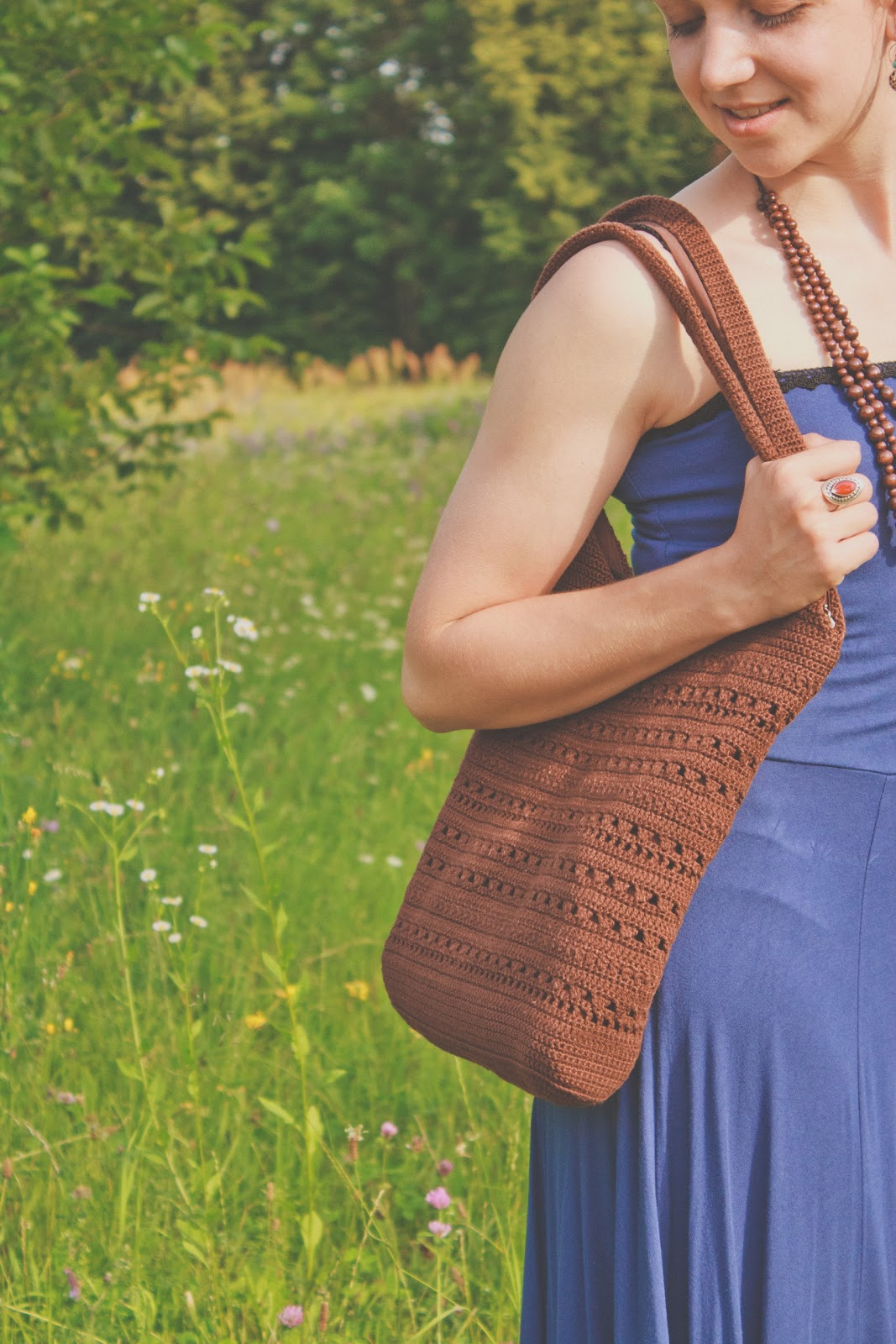 häkeltasche selber machen diy crochet hand bag