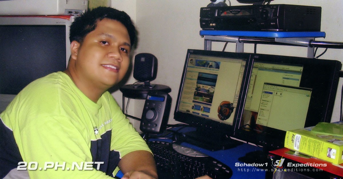 20 years of Philippine Internet - Schadow1 Expeditions