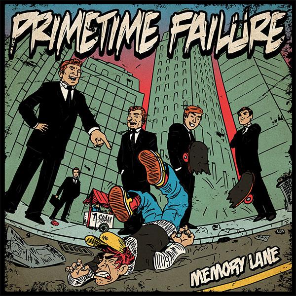 "Primetime Failure stream new EP ""Memory Lane"""
