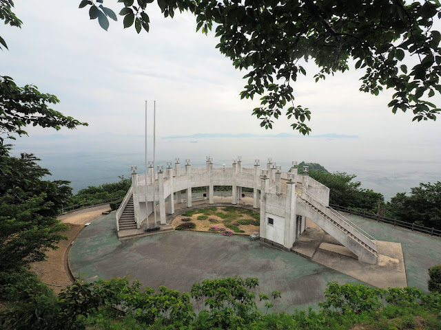 とびしま海道 岡村島 ナガタニ展望台