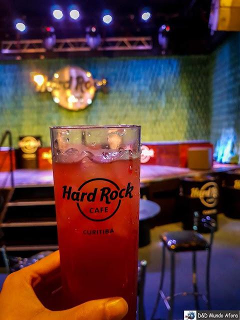 Abertura oficial do Encontro da RBBV em Curitiba no Hard Rock Cafe