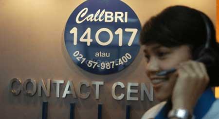 Cara Menghubungi Bank BRI 24 Jam Bebas Pulsa