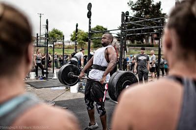 BCF CrossFit: September 2018