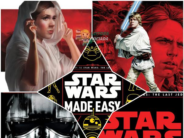 Novos livros do universo Star Wars