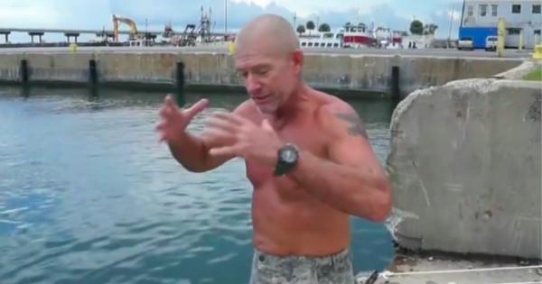 لا يصدق  ! صياد أسباني ابتلعه حوت أزرق ولكنه نجا بعد 3 أيام قضاها في بطن الحوت إليكم التفاصيل