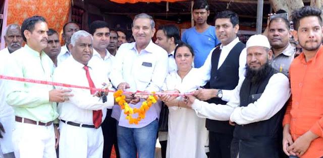 Haryana legal team organized legal awareness camps in Prem Nagar Sector-17 Bypass