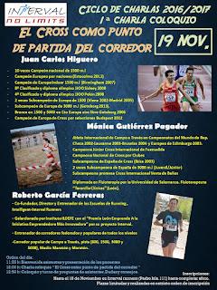 Conferencia de Higuero en Leon