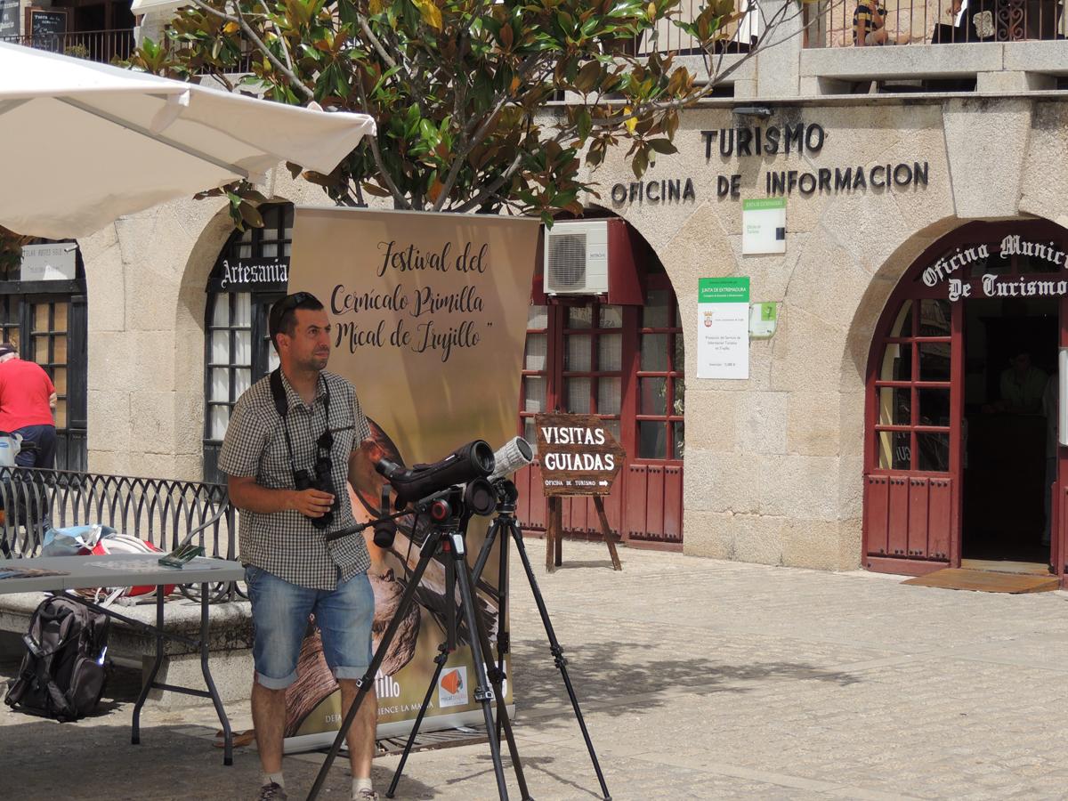 Iberian nature servicio de gu as de naturaleza birding for Oficina turismo trujillo