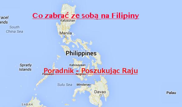 poradnik podróżnika - z czym na Filipiny