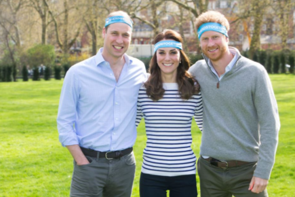 Duke & Duchess of Cambridge and Prince Harry to host World Mental Health day event