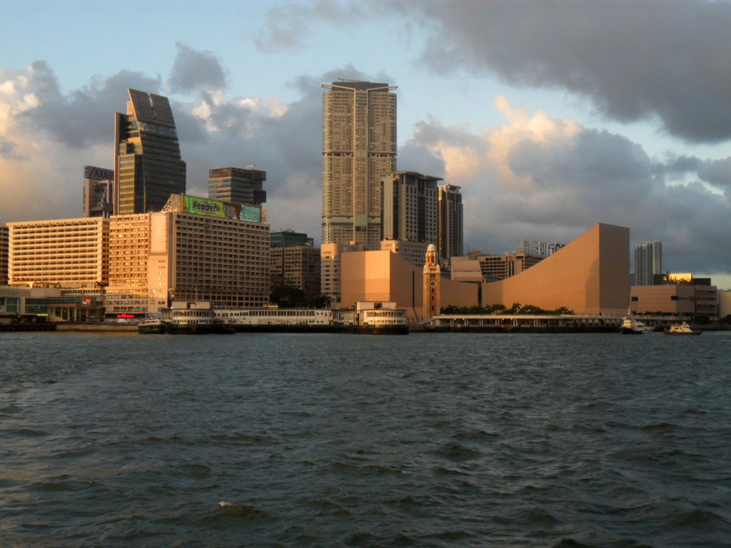 Freelance Flaneur: Hong Kong - The Edinburgh of the East