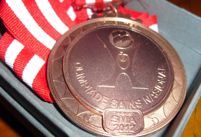 Pengumuman Hasil Olimpiade Sains Nasional (OSN)