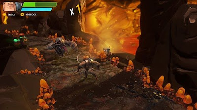 gameplay  لعبة ZHEROS pc game