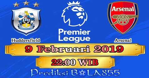 Prediksi Bola855 Huddersfield vs Arsenal 9 Februari 2019