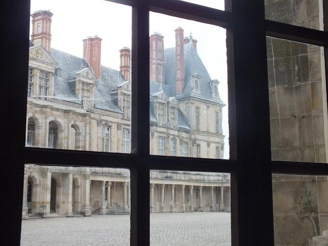 visitar el Palacio de Fontainebleau desde París