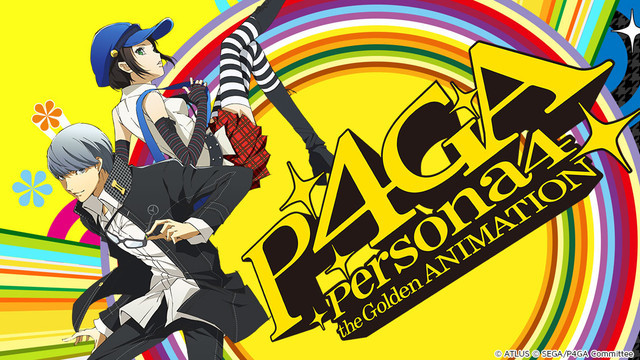Persona 4 the Golden Animation BD Subtitle Indonesia
