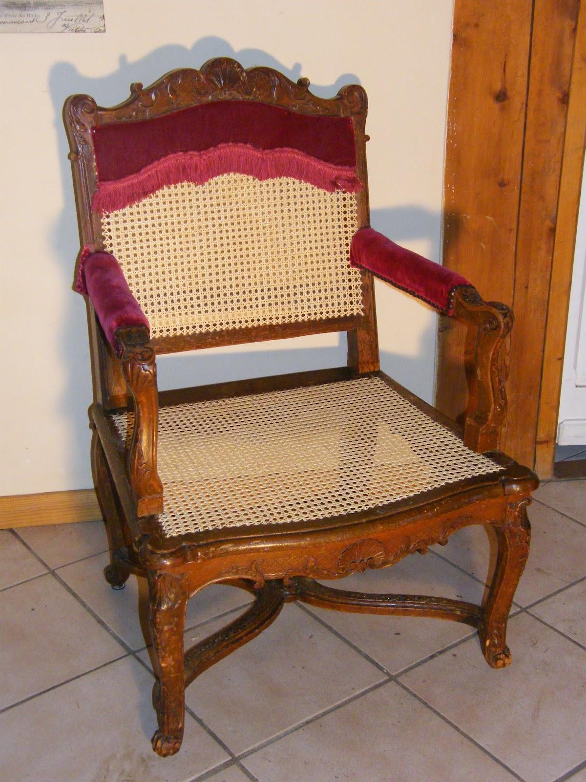 normandie cannage tarif prix rempaillage chaise et fauteuil 2012. Black Bedroom Furniture Sets. Home Design Ideas