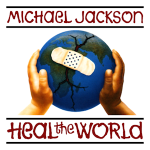 Michael Jackson - Heal The World - Official Logo