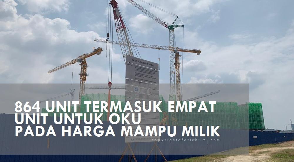 perumahan PKNS di Selangor