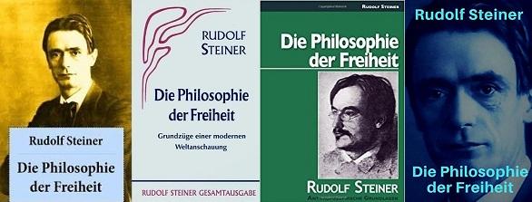 A szabadság filozófiája könyv borítók