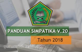 panduan simpatika v2.0 2018